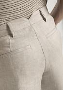 Herren Hose aus reinem Bio-Leinen