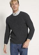 Herren Pullover aus reiner Lambswool