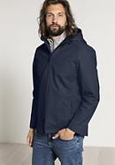 Herren Softshell-Jacke aus Bio-Baumwolle