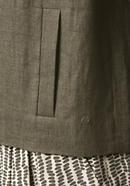 Jacke aus reinem Hessenleinen