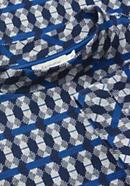 Jacquard-Shirt aus Bio-Baumwolle
