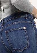 Jeans Boyfriend aus reinem Bio-Denim