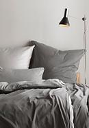 Jersey-Bettwäsche Contura aus reiner Bio-Baumwolle