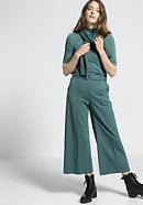 Jersey-Culotte aus Bio-Baumwolle mit TENCEL™Modal