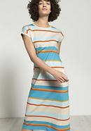 Jersey dress made of organic cotton