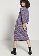 Jersey dress made of organic cotton and modal