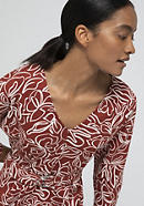 Jerseykleid aus reiner Bio-Baumwolle