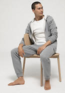 Jogging pants made of pure organic cotton