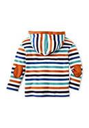 Kapuzen-Shirt aus reiner Bio-Baumwolle