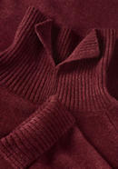 Knit dress made of pure lambswool