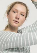 Langes Nachthemd aus reiner Bio-Baumwolle
