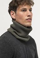 Loop scarf Betterecycling made of pure merino wool