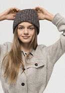 Mütze aus Alpaka und Pima-Baumwolle