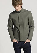Nature Shell jacket made from pure organic cotton