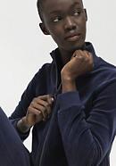 Nicki jacket made of pure organic cotton