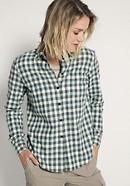 Outdoor-Hemd für Sie aus Bio-Baumwolle mit Hanf