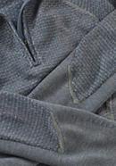 Performance Strickshirt betteRecycling aus Merinowolle mit Seide