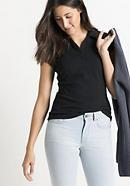 Poloshirt aus Bio-Baumwolle