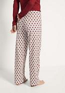 Pyjamahose aus reiner Bio-Baumwolle