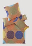 Renforcé-Bettwäsche Rondo aus reiner Bio-Baumwolle