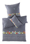 Renforcé Bettwäsche aus reiner Bio-Baumwolle