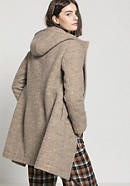 Rhön-Mantel aus reiner Schurwolle