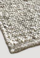 Rhön sheep rug made of pure new wool