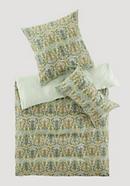 Satin-Bettwäsche Anjali aus reiner Bio-Baumwolle