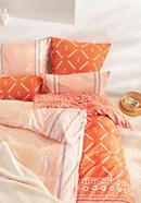 Satin-Bettwäsche Samira aus reiner Bio-Baumwolle
