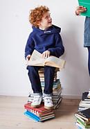 Schmale Jeans aus Bio-Baumwolle