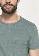 Shirt aus Bio-Baumwolle mit Hanf und Yak