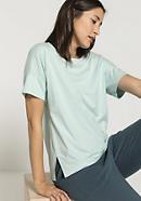 Shirt made of organic cotton and TENCEL ™ Modal