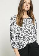 Shirtbluse aus reinem Bio-Hanf