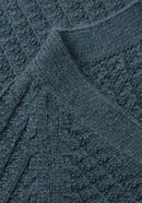 Strickjacke aus Alpaka und Schurwolle