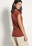 Strickshirt aus reiner Bio-Baumwolle