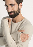 Sweatshirt aus reiner Schurwolle