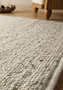 Teppich Rhönschaf aus reiner Schurwolle