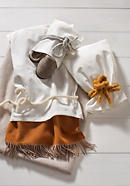 Upcycling gift bags