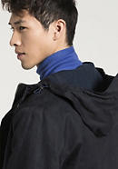 Wachsjacke für Ihn aus reiner Bio-Baumwolle