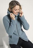 Wollfleece-Jacke für Sie aus reiner Bio-Schurwolle