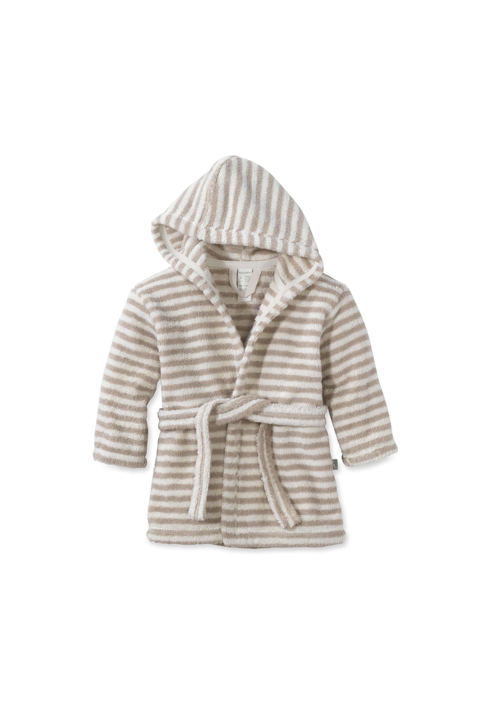 attraktive Mode fantastische Einsparungen hochwertiges Design Baby Bademantel aus reiner Bio-Baumwolle von hessnatur