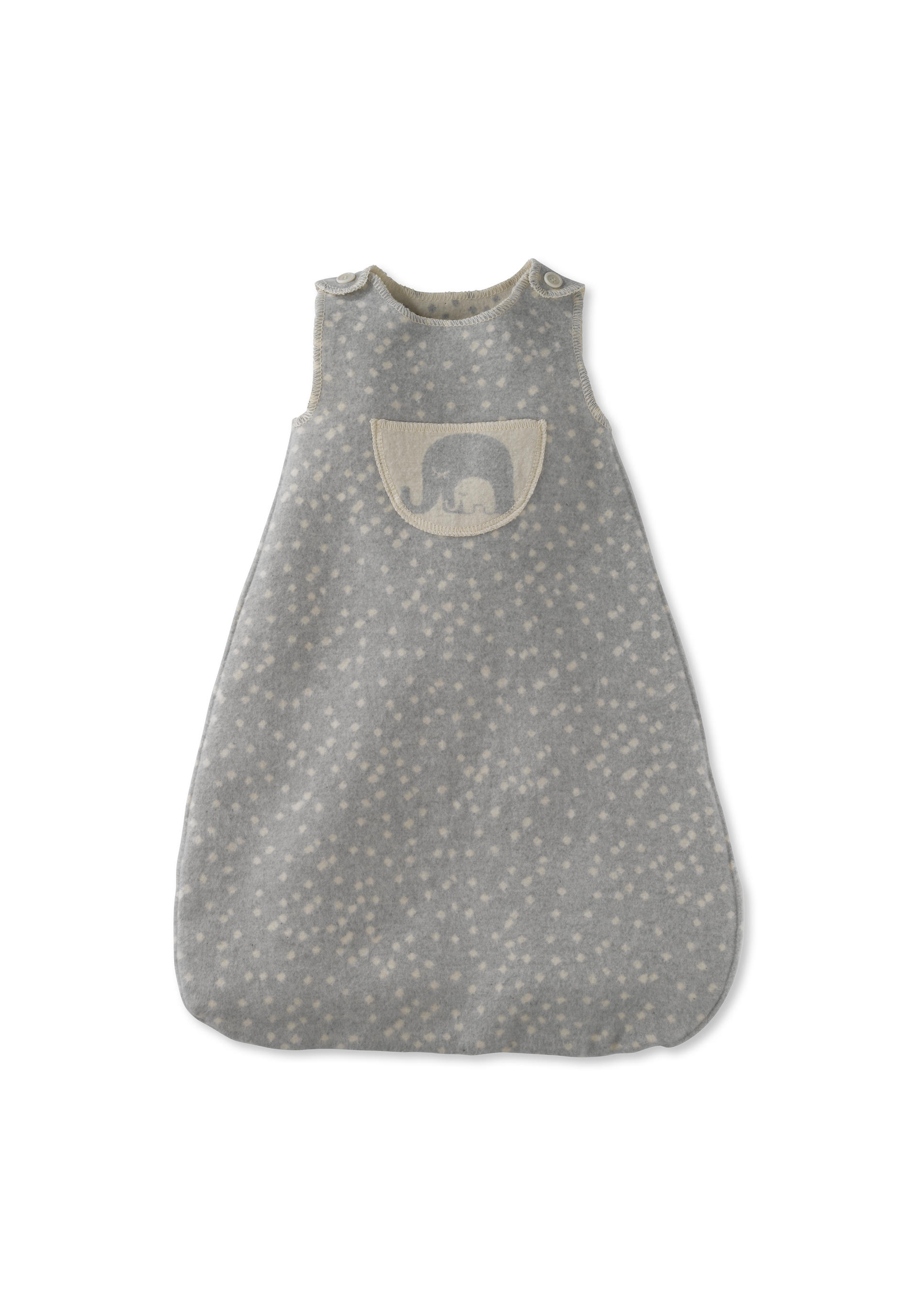 check out 4fd0e 52021 Baby Schlafsack aus reiner Bio-Baumwolle von hessnatur