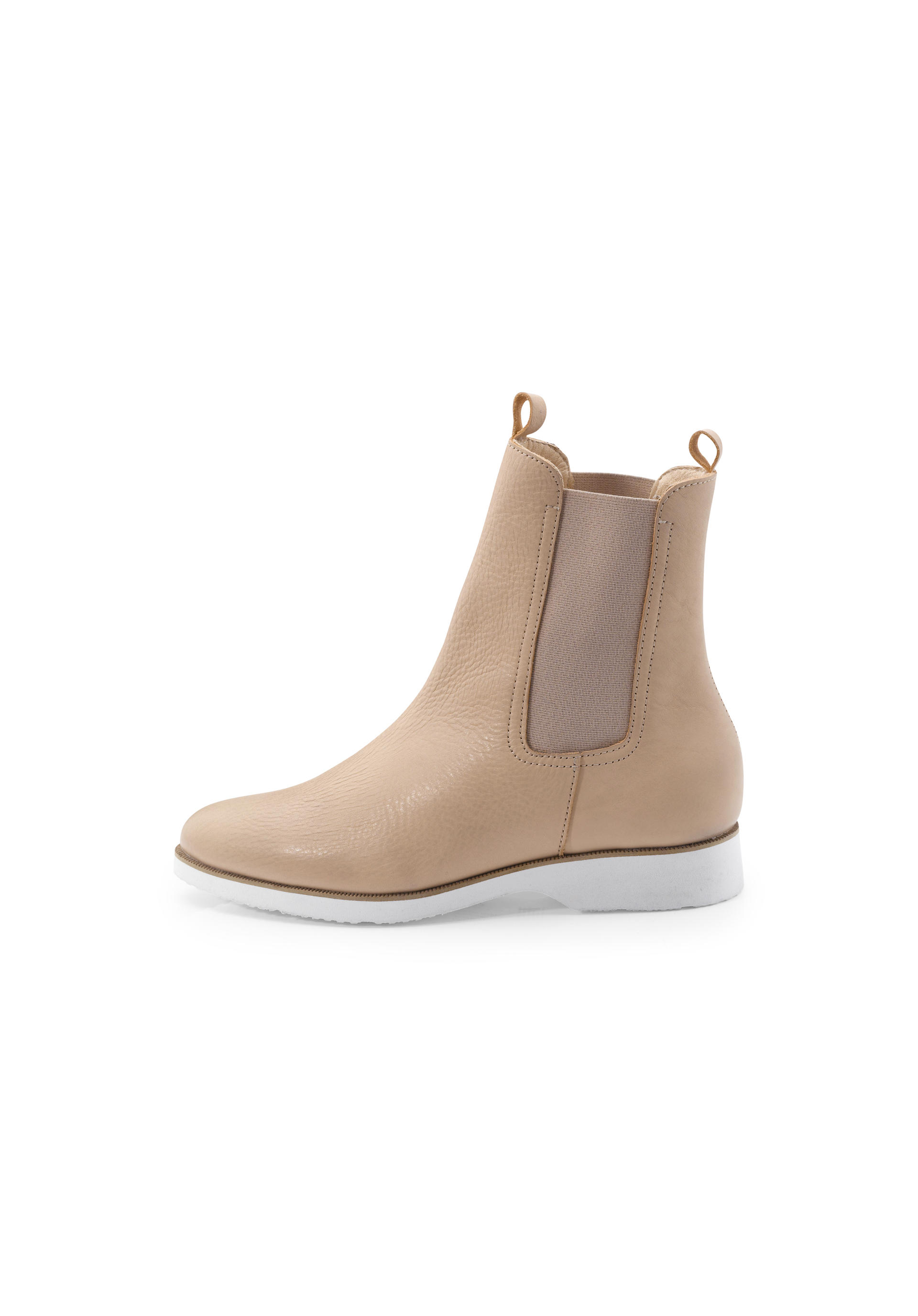 detailed look aaeae ffad7 Damen Chelsea Boots von hessnatur