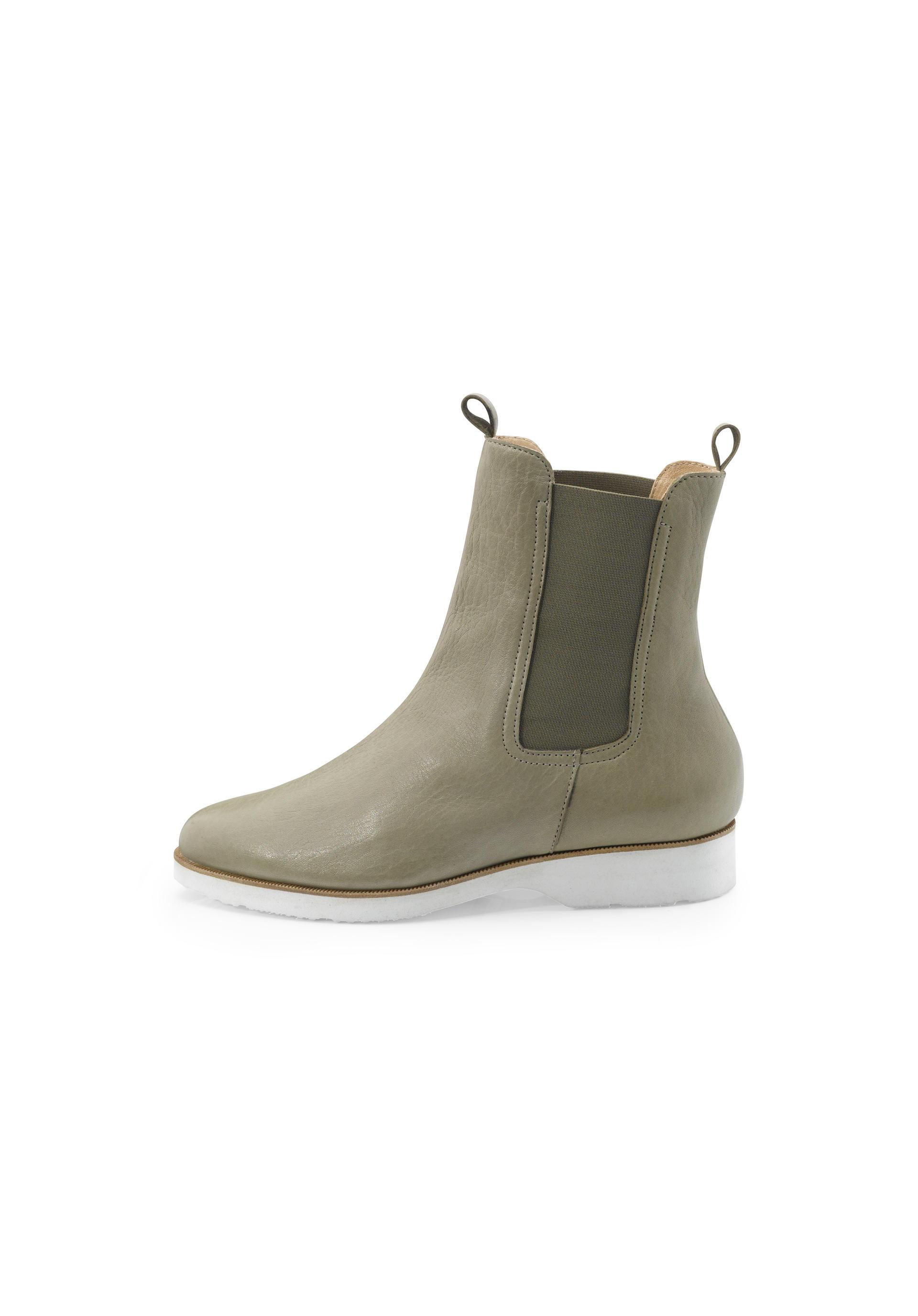 HessNatur Damen Chelsea Boots aus Leder   Style   Chelsea