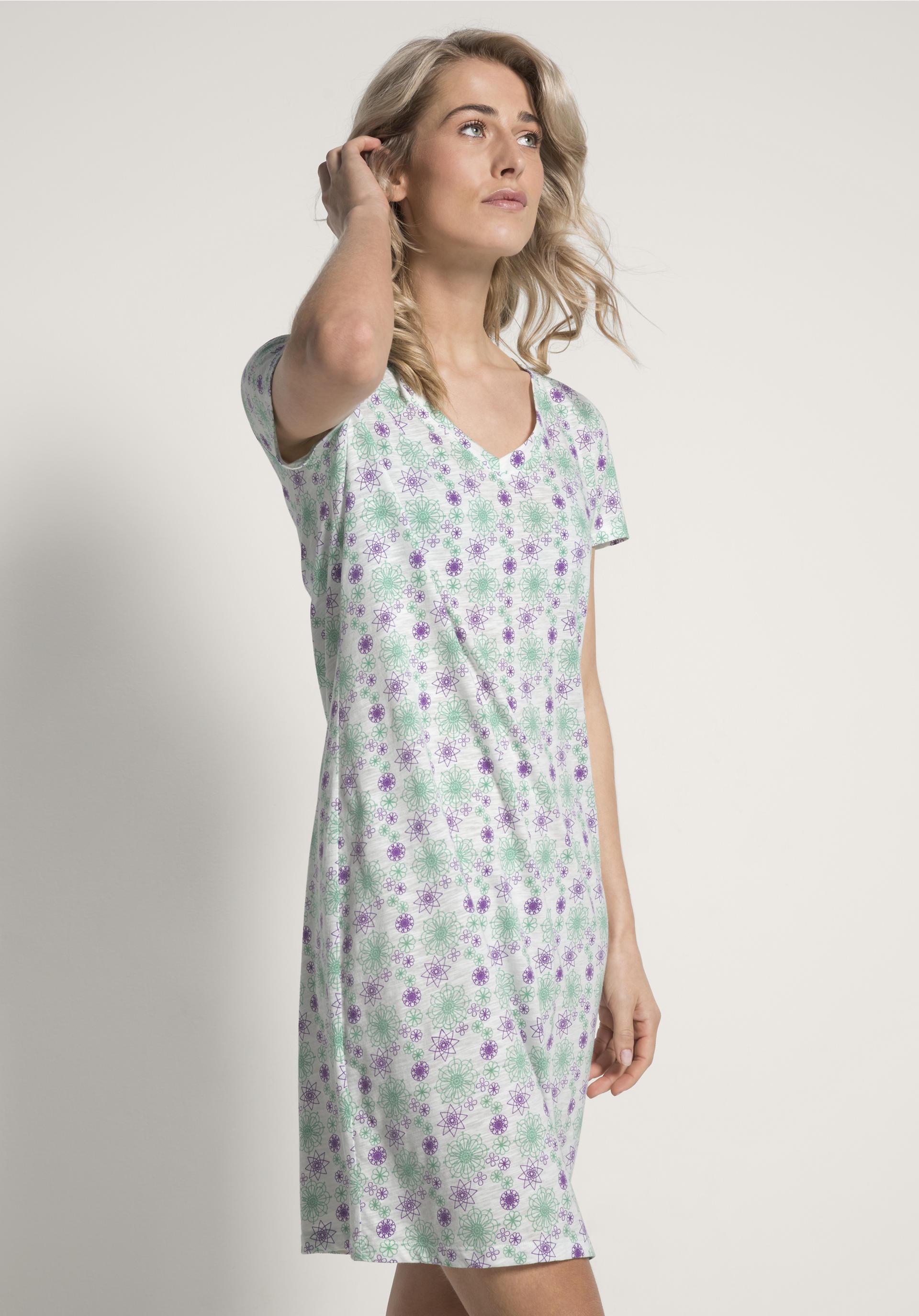 d6f03499a6d268 Damen Nachthemd aus reiner Bio-Baumwolle - hessnatur Deutschland
