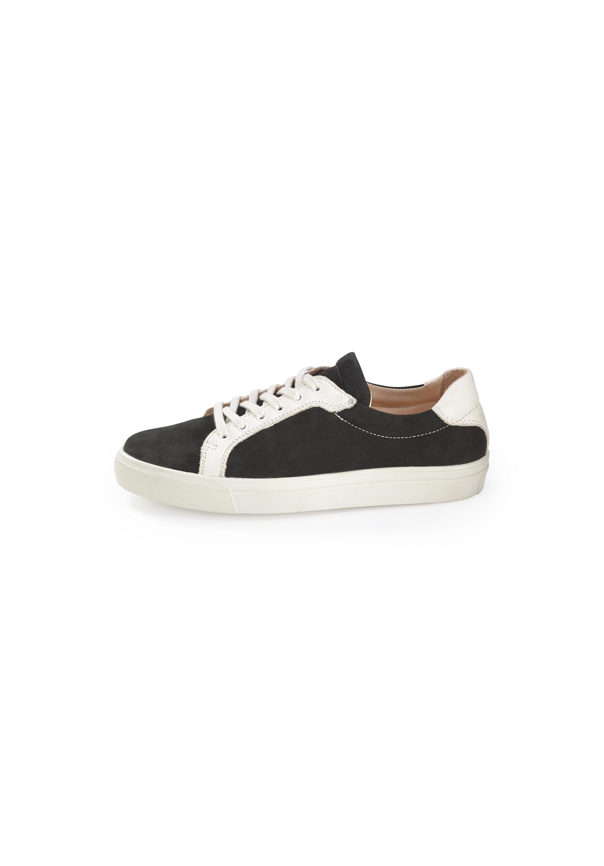 Herren Business Sneaker schwarz Biber.ch