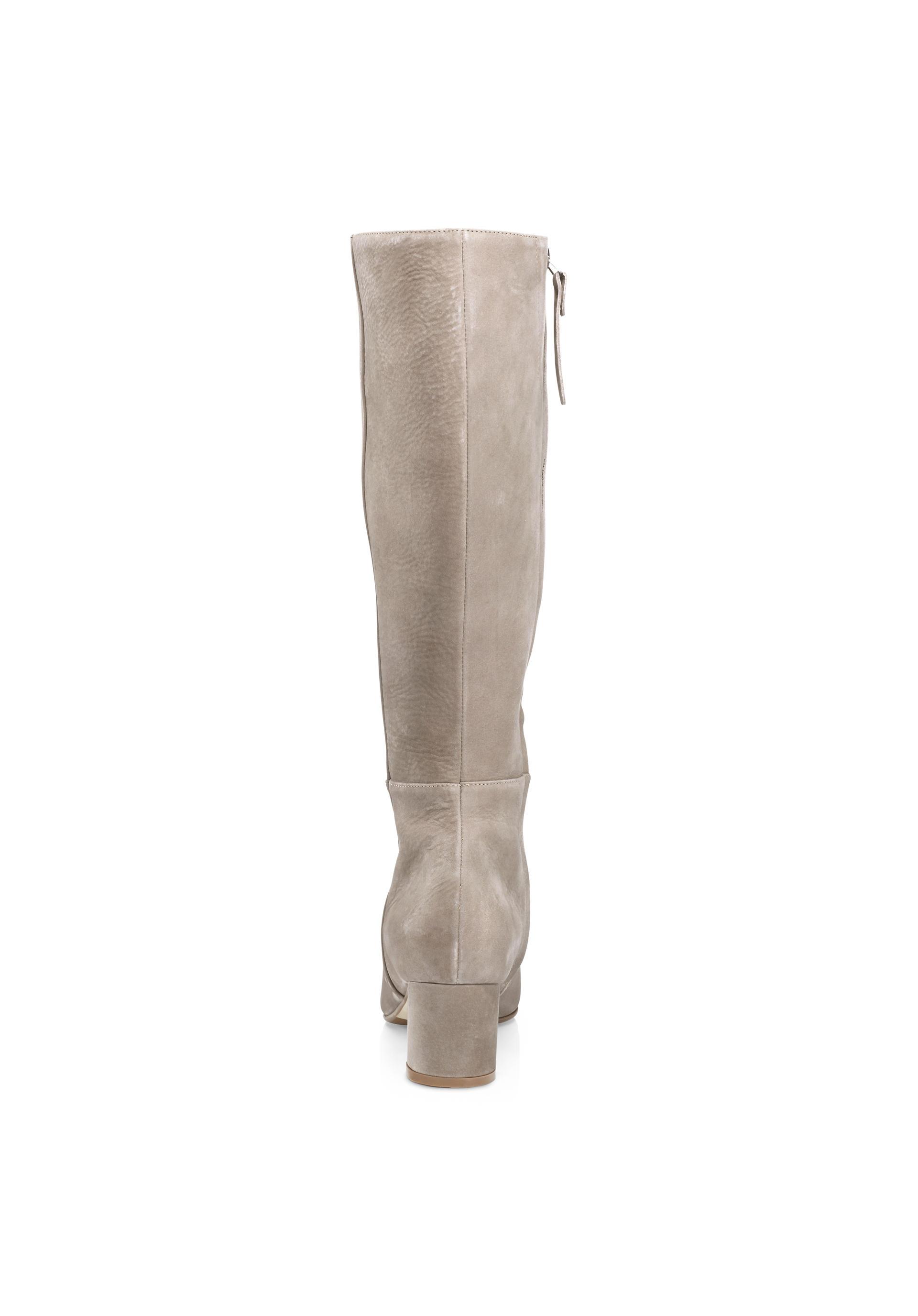 hessnatur Biker Boot, braun, 41: : Schuhe & Handtaschen