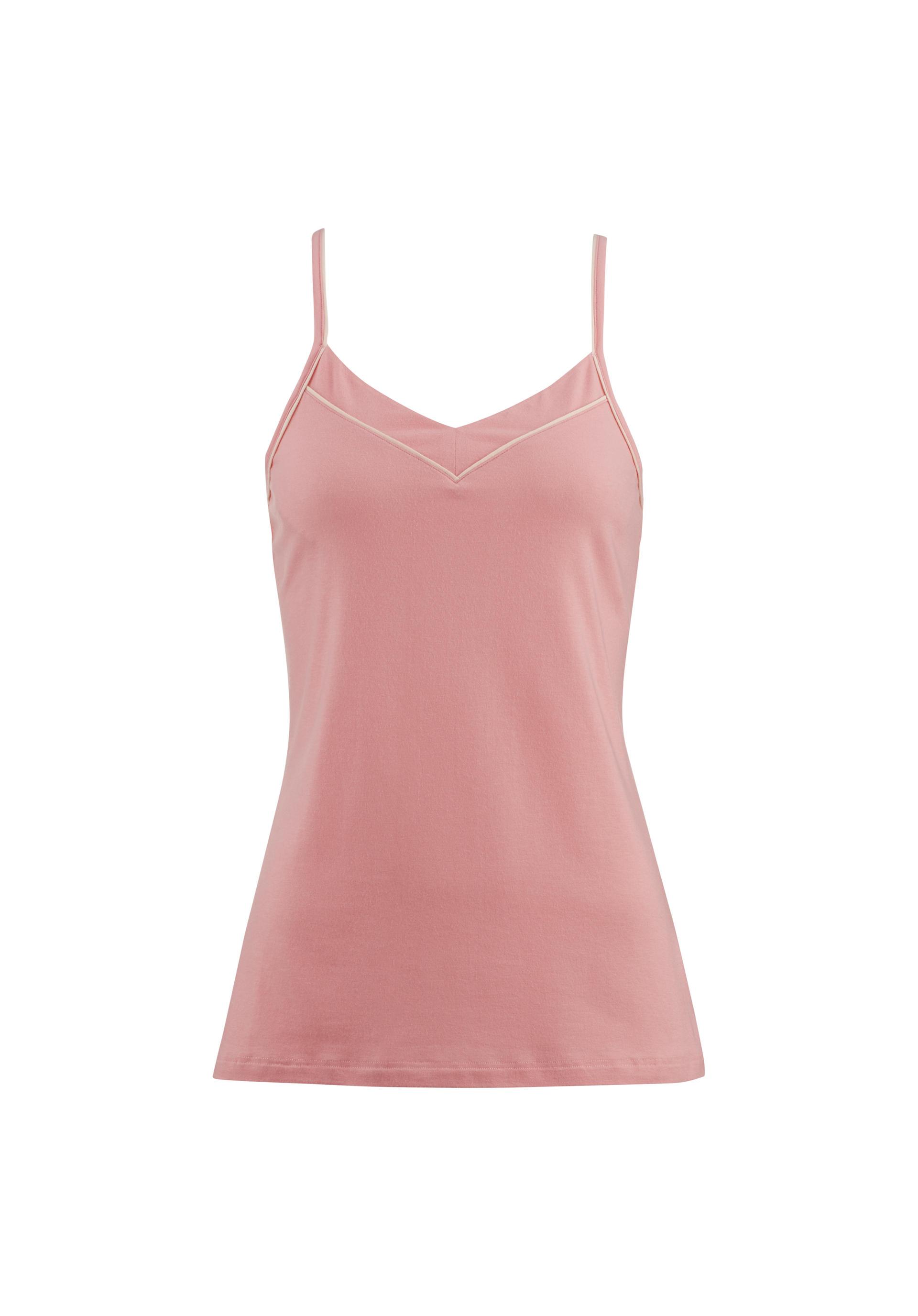 low priced 494f2 ffb90 Damen Unterhemd aus Bio-Baumwolle und Modal von hessnatur