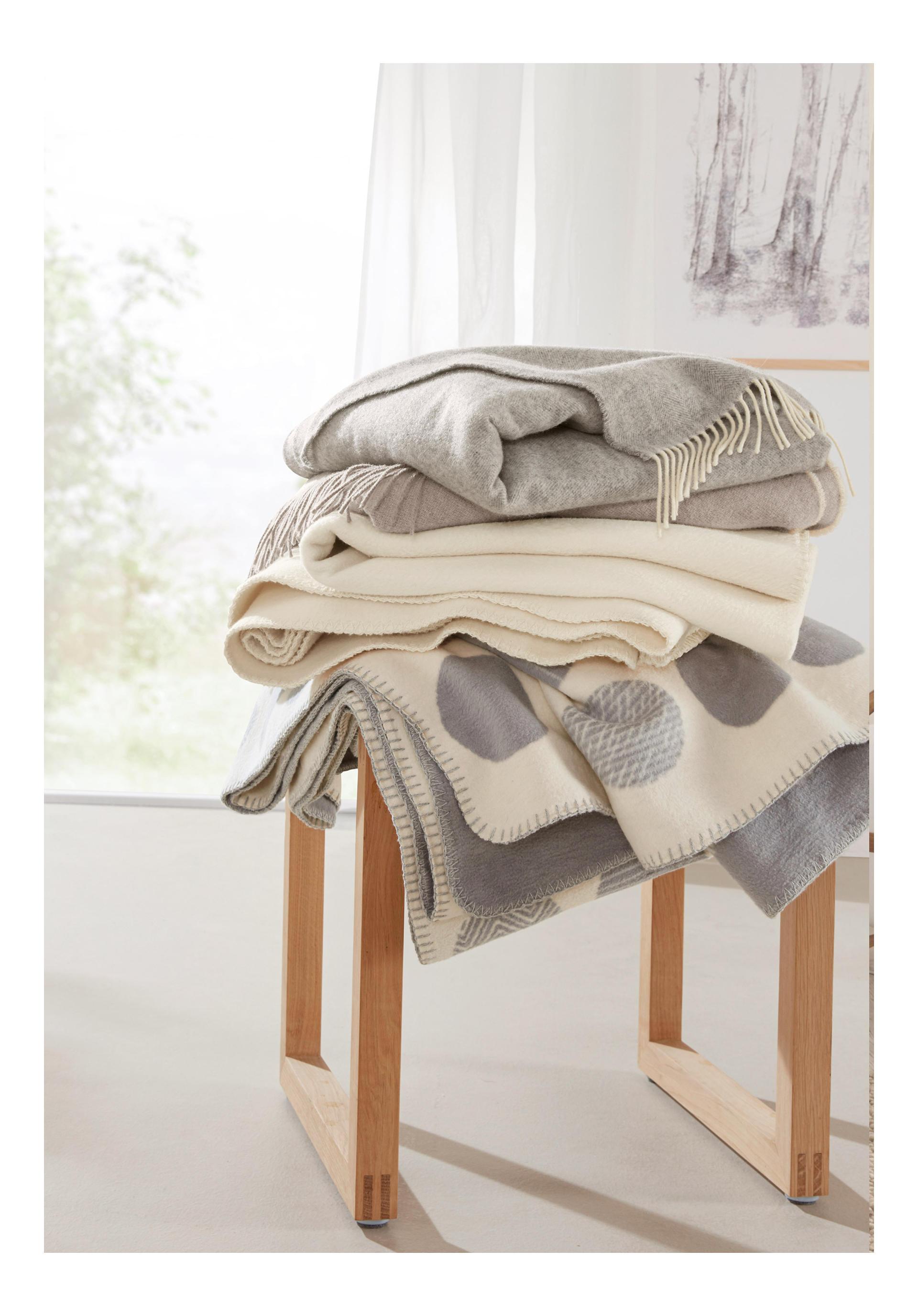 decke punto aus reiner bio baumwolle hessnatur deutschland. Black Bedroom Furniture Sets. Home Design Ideas