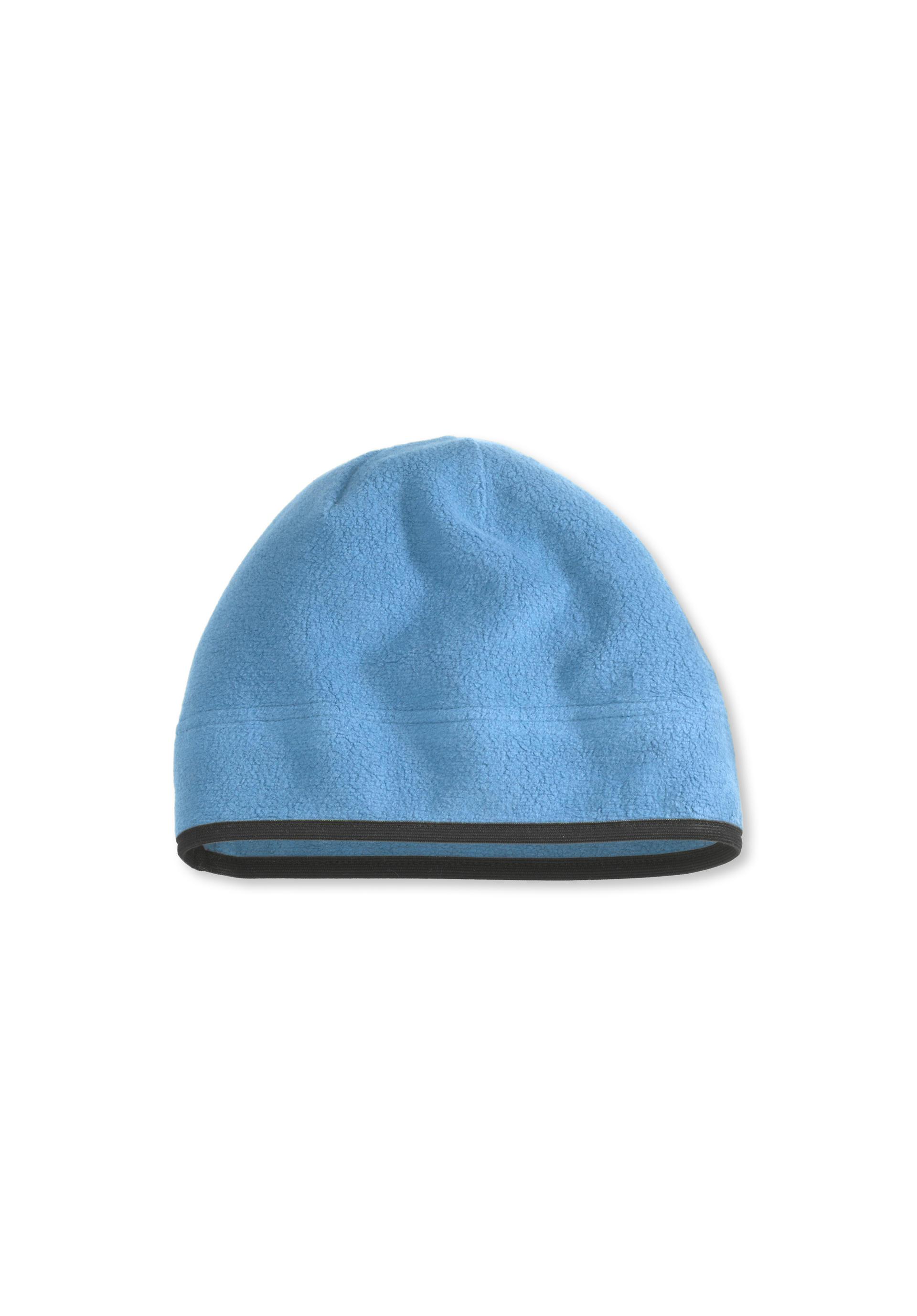 68ab1ea8c0f002 Fleece-Mütze aus reiner Bio-Baumwolle - hessnatur Deutschland
